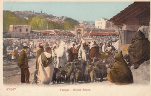 TANGER , Morocco , 00-10s ; Grand Secco