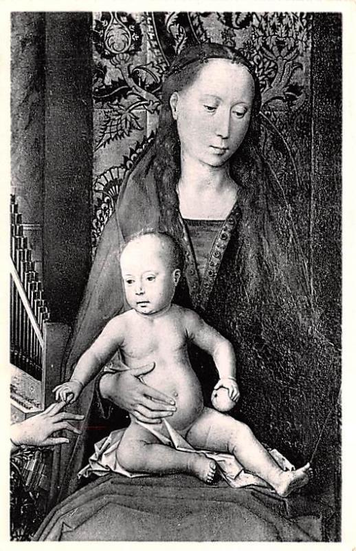 Belgium, Belgique, Belgie, Belgien Mariage Mystique de Sainte Catherine  Mari...