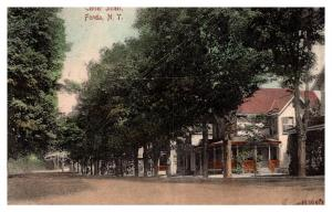 New York  Fonda , Center Street