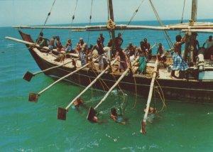 Bahrain Postcard - Pearl Divers RR8312