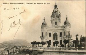 CPA AIX-les-BAINS - Chateau du Rocher du Roi (351963)