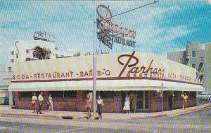 Florida Miami Beach Parhams Restaurant