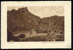 germany, ALTENAHR, Bergruine, Are, 3 Tunnels (ca. 1930)