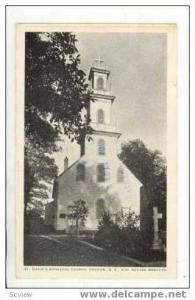 St. David's Episcopal Church, Cheraw, South Carolina, 1940