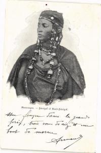 CPA Senegal-Mauresque-Sénégal et Haut Sénégal (235433)