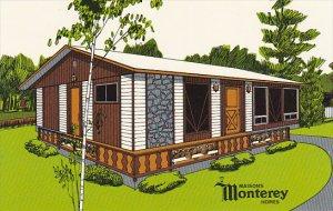 Canada Maisons Monterey Homes Picard MK 2 Model Quebec