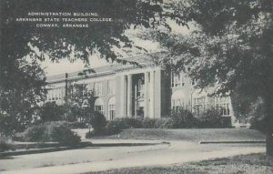Arkansas Conway Administration Building Arkansas State Teachers College Alber...