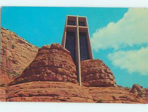 Pre-1980 CHURCH SCENE Sedona Arizona AZ L5156