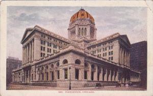 Postoffice Chicago Illinois 1908