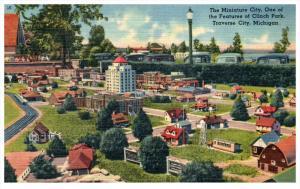 Michigan Traverse City   Clinch Park Miniature City