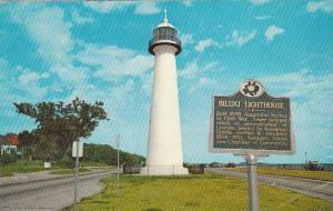 Historic Lighthouse Biloxi Mississippi
