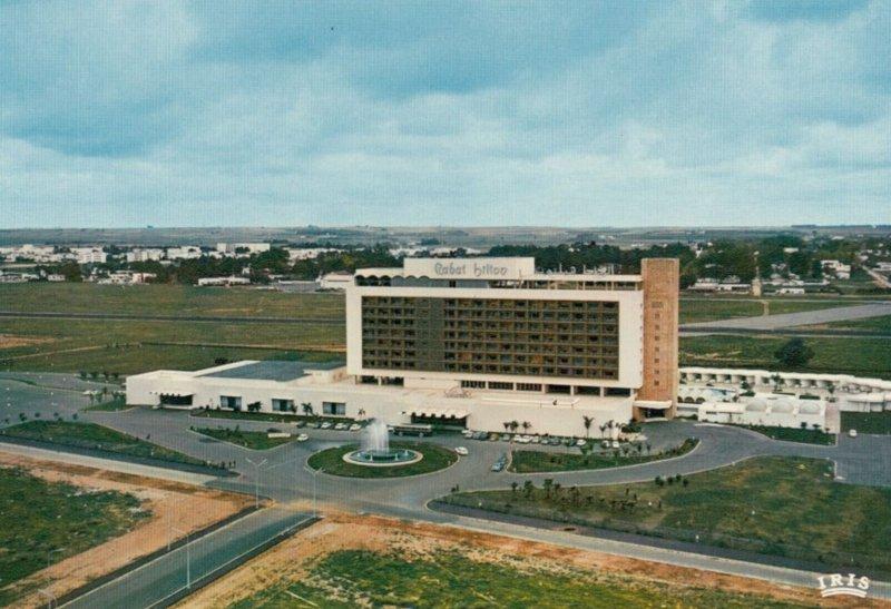 RABAT , Morocco , 1950-70s ; Hilton Hotel