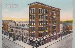 Wilmer Building, GREEN BAY, Wisconsin, PU-1914
