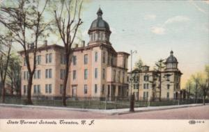 New Jersey Trenton State Normal Schools1909