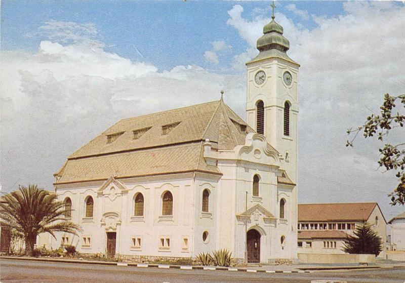 BG14195 german evangelical lutheran church namibia
