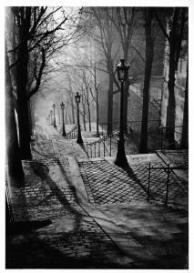 Steps of Montmartre -