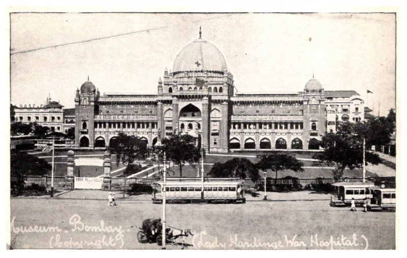 India, Bombay, Lady Hardinge Won Hospital