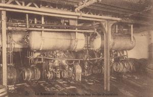 BRUXELLES, Belgium, 1900-10s; La brasserie , Soutirage des bieres dans les futs