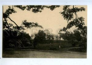 203203 SINGAPORE Governement House view Vintage postcard