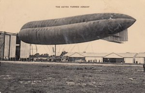 RP: The Astra Torres Airship , 1914