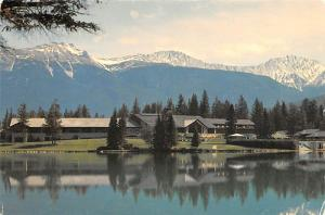 Jasper Park Lodge - Alberta, Canada