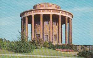 Alabama Birmingham Vestavia Temple and Gardens