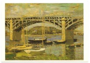 1993 Benedikt Taschen - Monet - The Seine Bridge at Argenteuil
