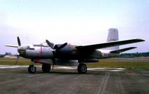 USAF - Douglas A-26 Invader