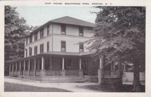 The Cady House in Beechwood Park - Morton NY, New York - pm 1931 - WB