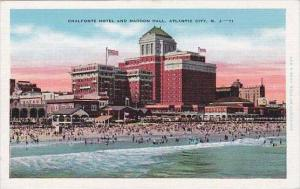 New Jersey Atlantic City Chalfonte Hotel And Haddon Hall