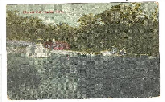 Scenic view, Ellsworth Park, Danville,Illinois, 00-10s