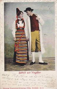 Rattvik och Vingaker , Sweden , PU-1908