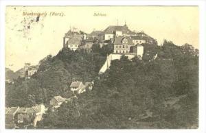 Schloss, Blankenburg (Harz), Saxony-Anhalt, Germany, 1900-1910s