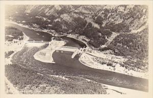 Bonneville Dam Oregon Real Photo