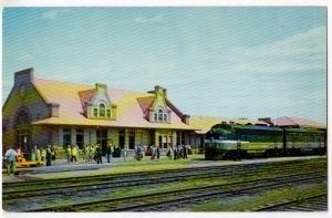Northern Pacific Depot, Billings MT