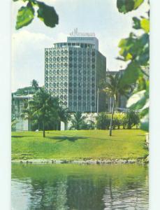 Pre-1980 EL MIRAMAR CHARTERHOUSE HOTEL San Juan Puerto Rico PR HQ3033