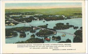 NY - 1000 Island International Bridge