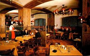 Massachusetts Boston Statler Hilton The Hungry Pilgrim Restaurant