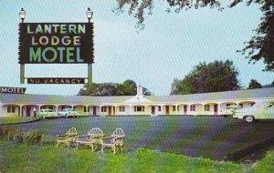 Massachusetts West Springfield Lantern Lodge Motel