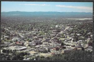 Arkansas, Hot Springs, aerial view, unused