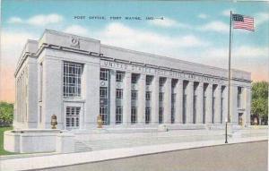 Indiana Fort Wayne Post Office 1982