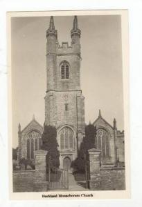 RP, Buckland Monachorum Church (Exterior), England, United Kingdom, 1930-1940s