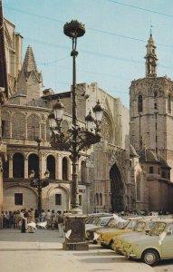 POSTAL B8388: VALENCIA: CATEDRAL  DE LOS APOSTOLES