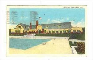 Club Rex, Birmingham, Alabama, PU-1942