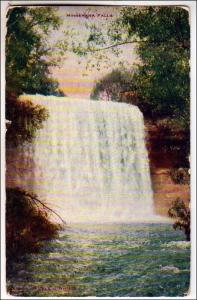 MN - Minneapolis. Minnehaha Falls
