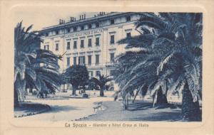 La Spezia , Italy, 00-10s ; Giardini e Hotel Croce di Malta