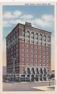 Omaha Grand Island Hotel Yancey Curteich