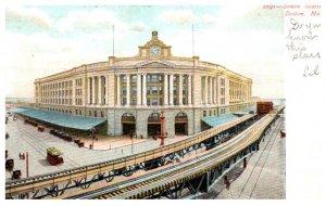 Massachusetts   Boston South Station