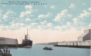 TACOMA's New Gateway in the Orient, Washington, 00-10s