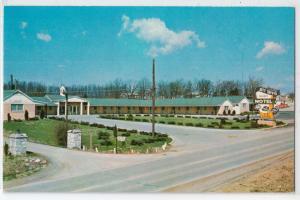 Jeff Davis Motel, Hopkinsville KY